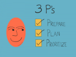 The 3 P's for Prospecting Success [Blog]