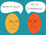 #288: How disorganized are you? [Podcast]