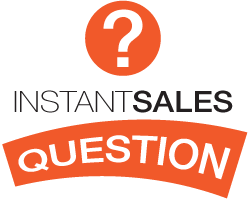 Instant Sales Question