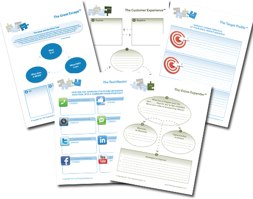 Magnetic Selling Strategies Workbook Page Examples