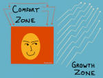 #239: No Growth in Your Comfort Zone [Podcast]
