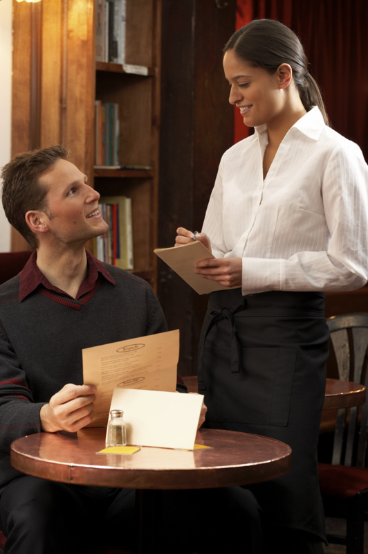 wwyd waiter flirts with girlfriend Getting mixed signals from a girl she's just naturally a flirtatious girl and likes flirting and/or she's leading you on to capture your interest and keep you.