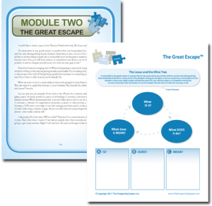 Magnetic Selling Strategies Chapter 2 Examples