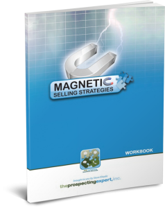Magnetic Selling Strategies workbook Cover